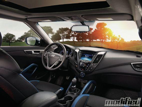 2013 Hyundai Veloster Turbo Modified Magazine Hyundai Veloster Veloster Turbo Hyundai