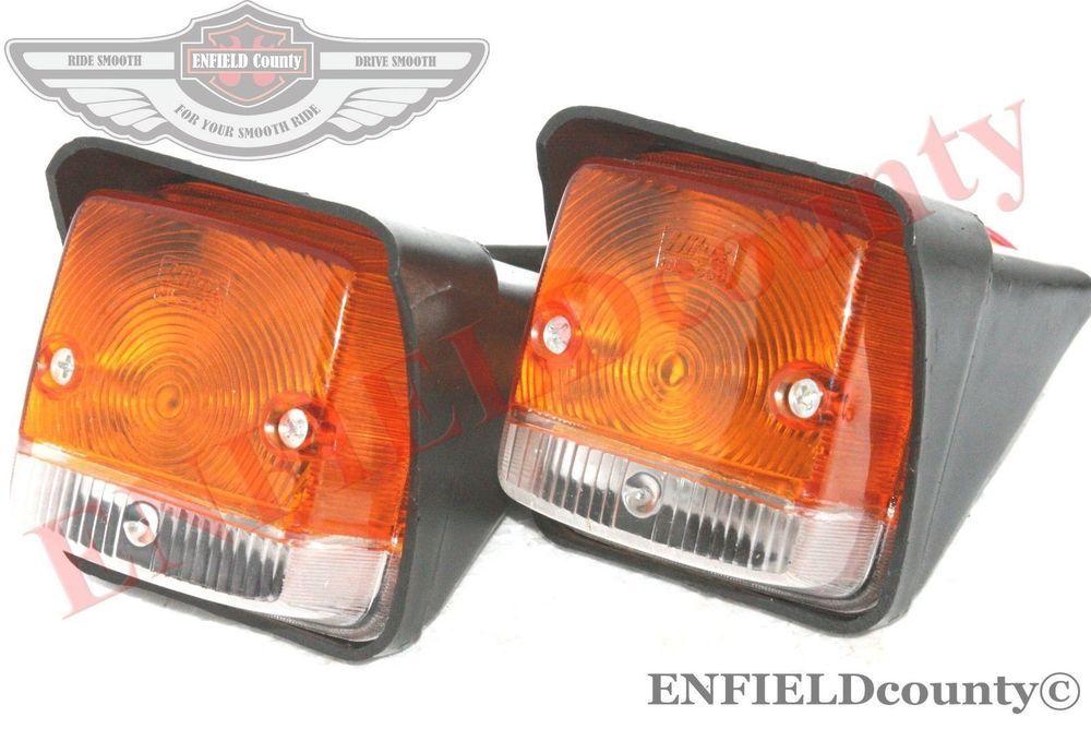 Parking Light Turn Signal Lamp Indicator Set Of 2 Mahindra Tractors Mahindra Tractor Tractors Turn Ons