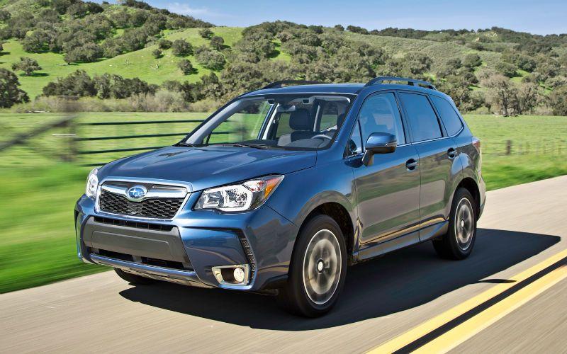2015 Subaru Forester Xt Turbo Subaru Forester Xt Subaru Forester Subaru