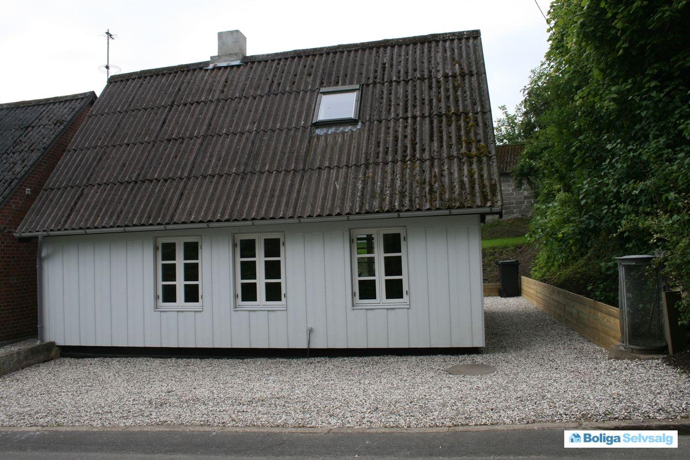 Lindkjærvej 11, Vissing, 8370 Hadsten - Nyrenoveret Indflytnings klar Villa #villa #hadsten #selvsalg #boligsalg #boligdk