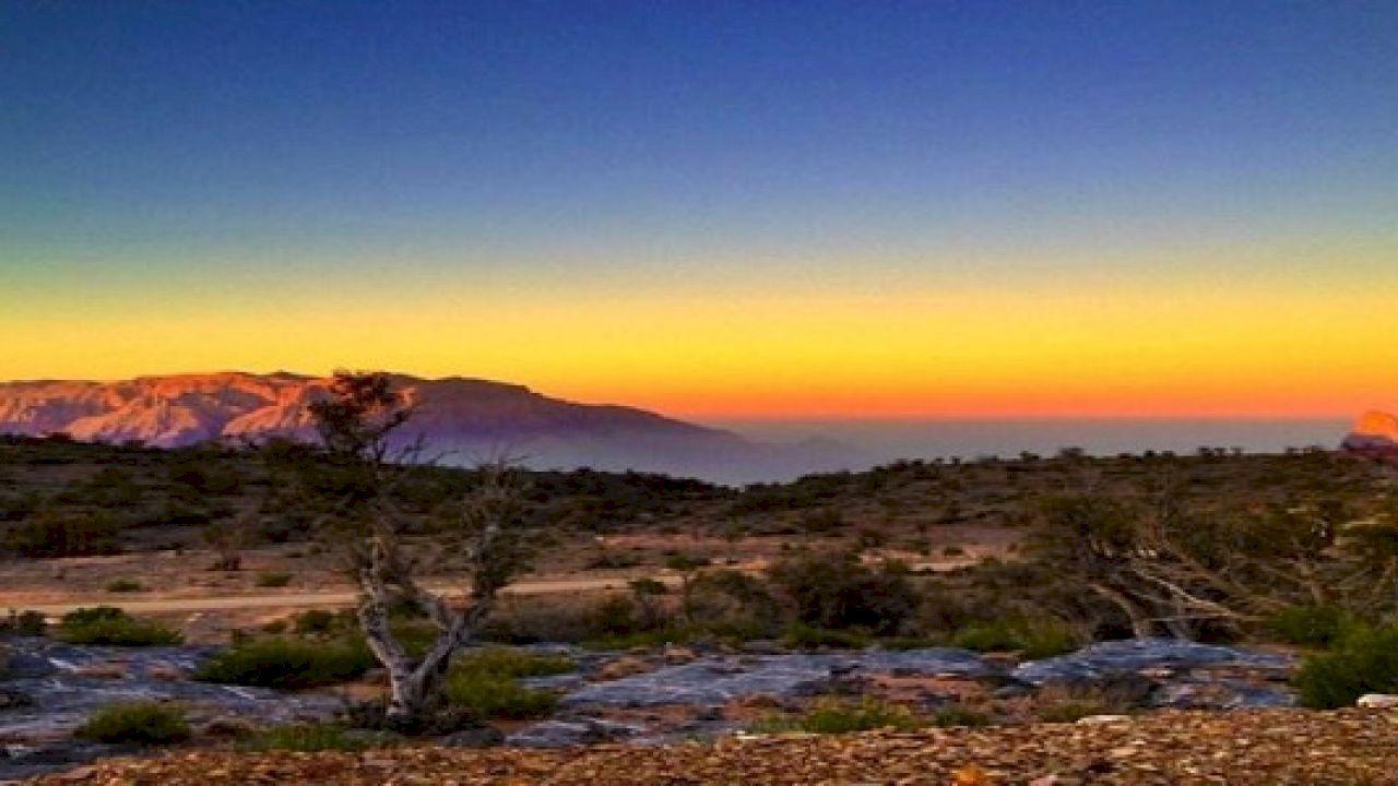 أين يقع جبل شمس Natural Landmarks Landmarks Mountains