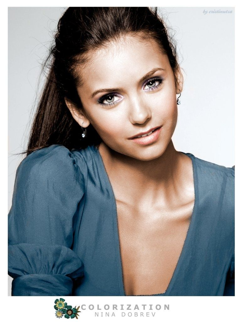 Nina Dobrev Celebrities In Jewelry Pinterest