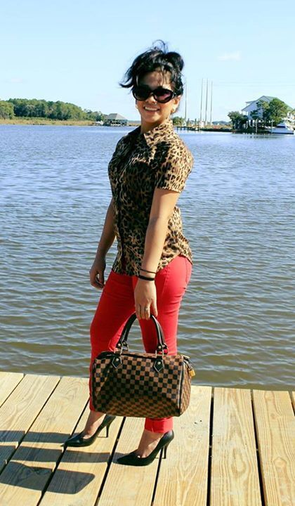 Outfits animal print Outfit Red Dress Vestido Rojo short casual tight Boutique street style classy  fashion Special Ocasión MelyStyle