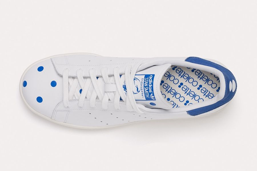 the latest f3722 f0f20 Stan Smith x Colette Sneaker for Adidas Limited Collection
