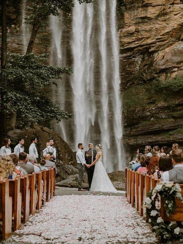 Ideas de fotografía de bodas en la montaña #wdings #weddingideas #weddingphotos # photo… – fotos de bodas