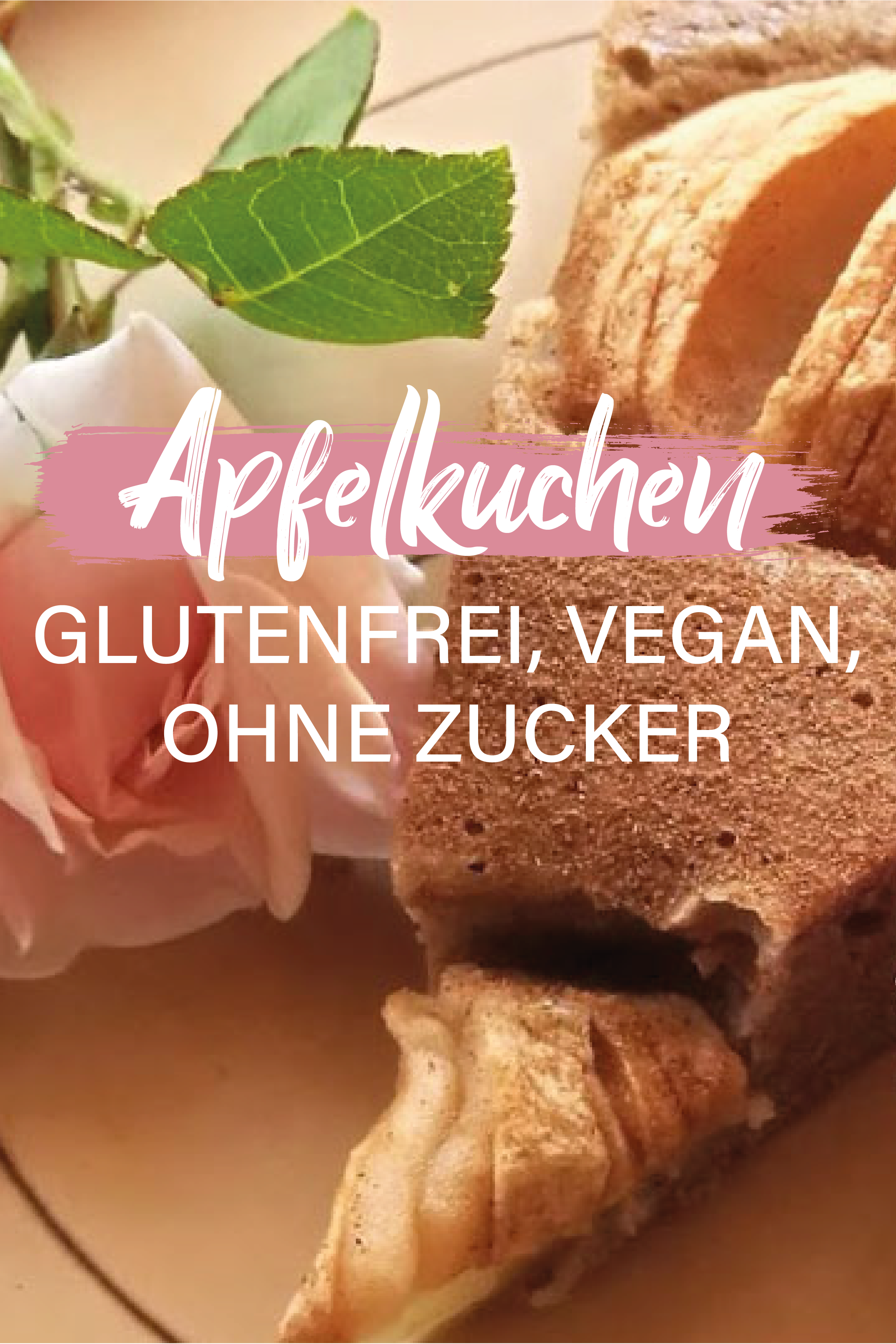 Glutenfreier Apfelkuchen Ohne Zucker Und Vegan Glutenfreier Apfelkuchen Glutenfrei Und Rezepte