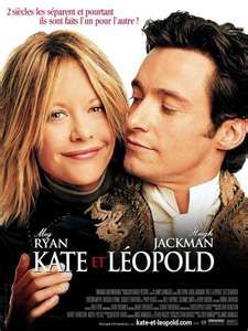 Kate is a high-powered 20th century ad executive; Leopold is a 19th century aristocrat. The two are brought together through a warped science experiment conducted by her ex-boyfriend. It's a rocky start for the star-crossed lovers, but in the end love stands the test of time.