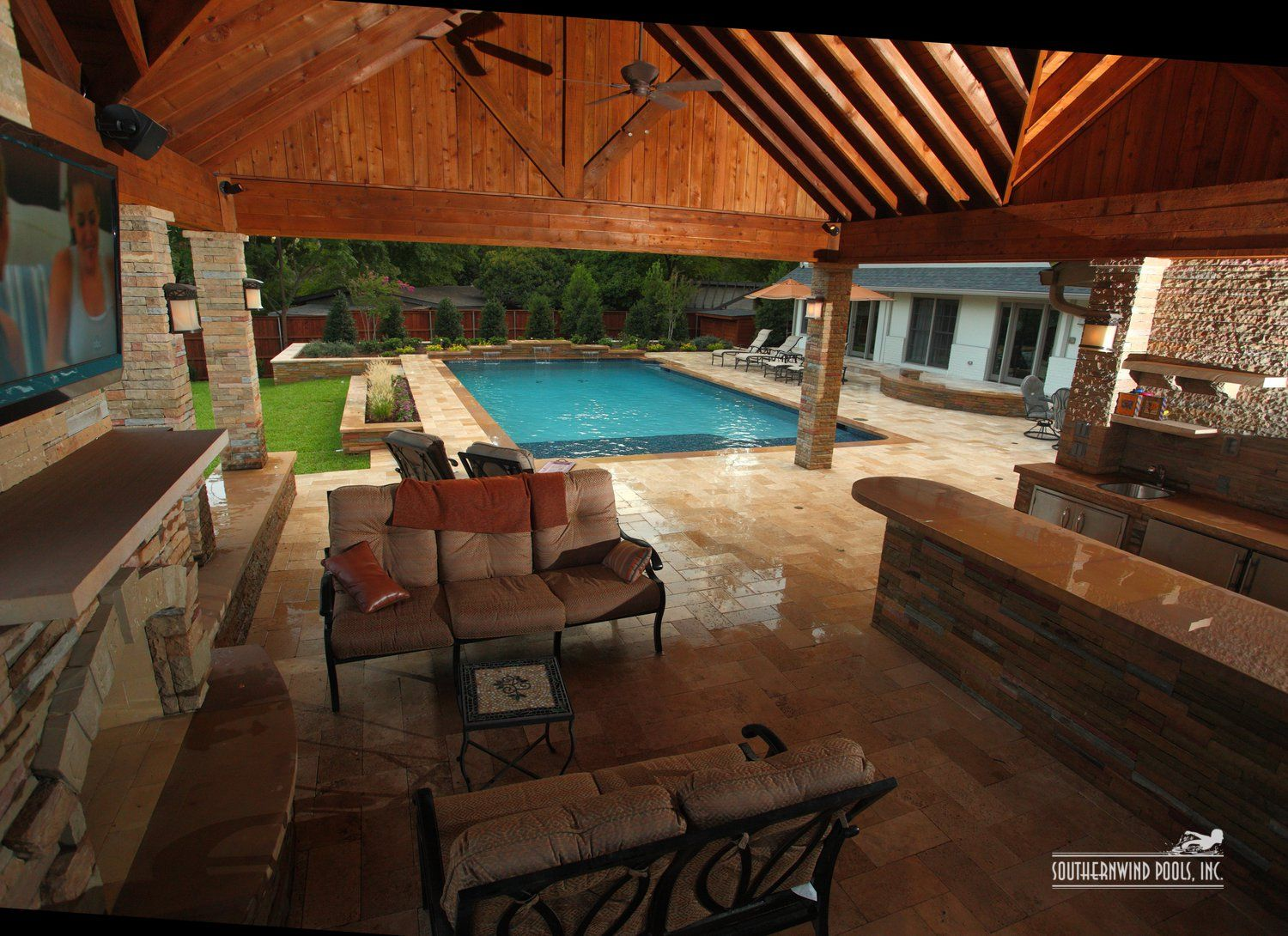 Southernwind Pools | Our Pools: Classic / Formal Pools Gallery