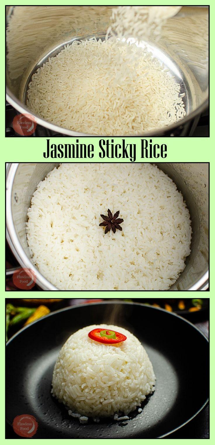 Jasmine Sticky Rice