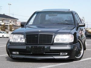 W124 92 Mercedes 400e With Amg Body Kit Mbworld Org Forums With