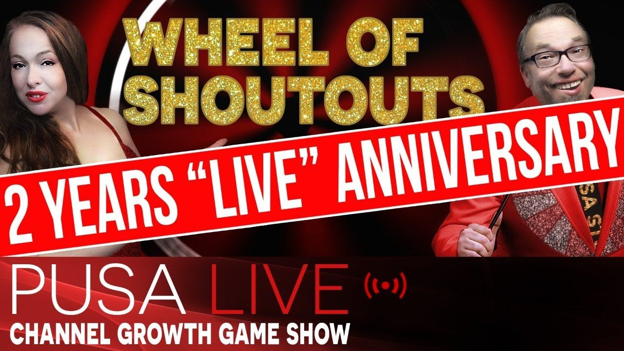 We Promote Your Youtube Channel Live Let S Spin The Wheel Of Shoutouts You Youtube Youtube Let S Have Fun