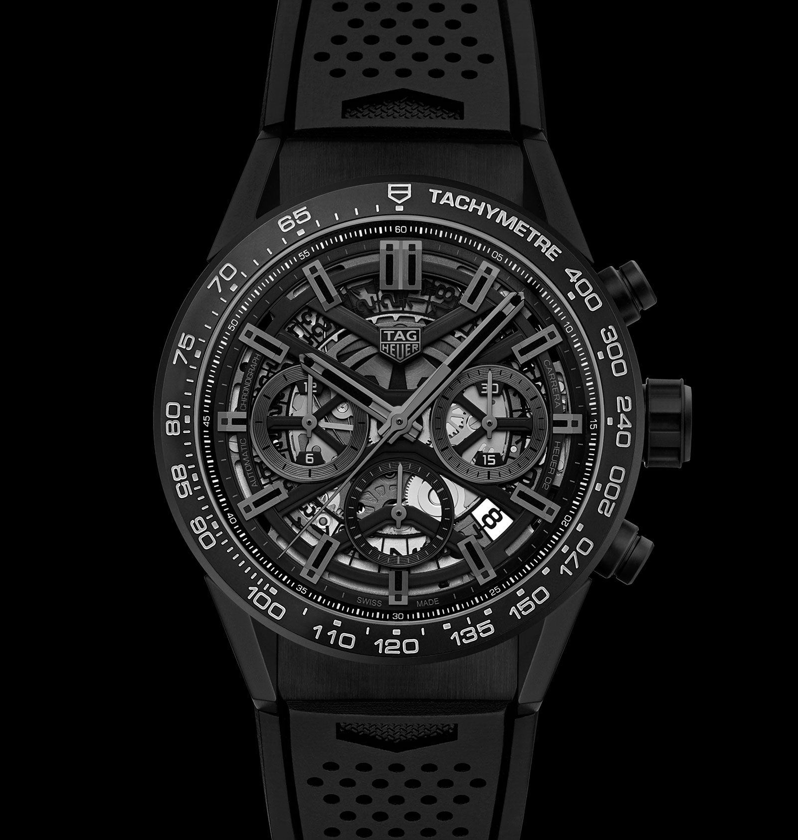 1a0b412c8ee TAG Heuer Carrera Heuer 02 43mm 4 | Extraordinary Watches | Tag ...