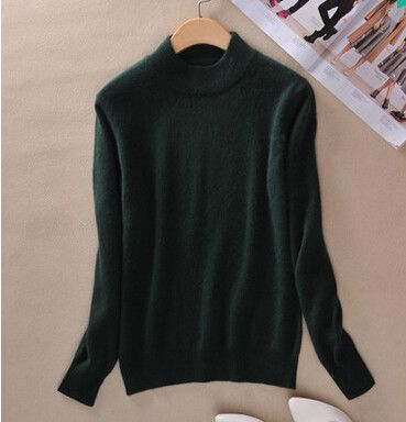 High-quality Cashmere Sweaters Women Fashion Autumn Winter Female ...
