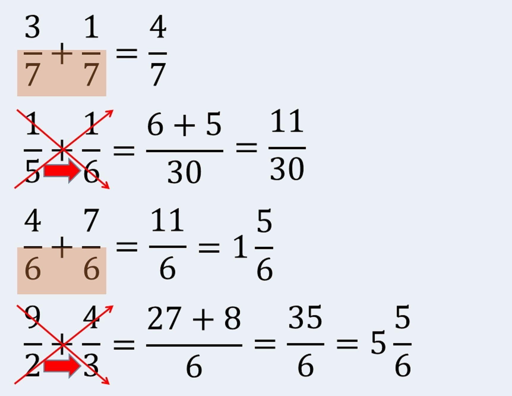 Aprende A Sumar Fracciones Con Diferente Denominador Con La Ayuda De Este Vídeo Oficial Web Site Http X Matematicas Fracciones Resta De Fracciones Fracciones