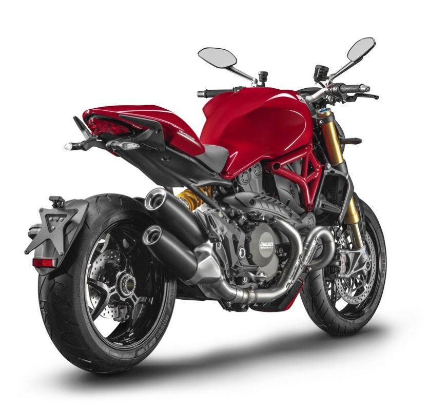 2014 DUCATI Monster 1200S (via Motociclismo)