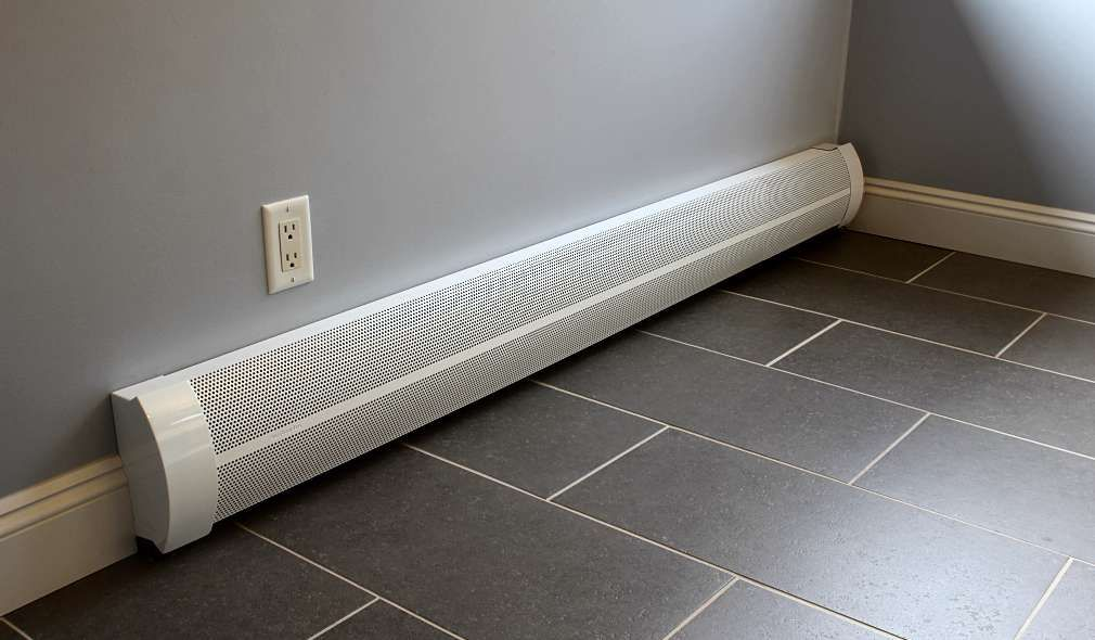 Baseboard Heater Cover From Ventandcover Com Baseboard Heater Covers Heater Cover Baseboard Heater