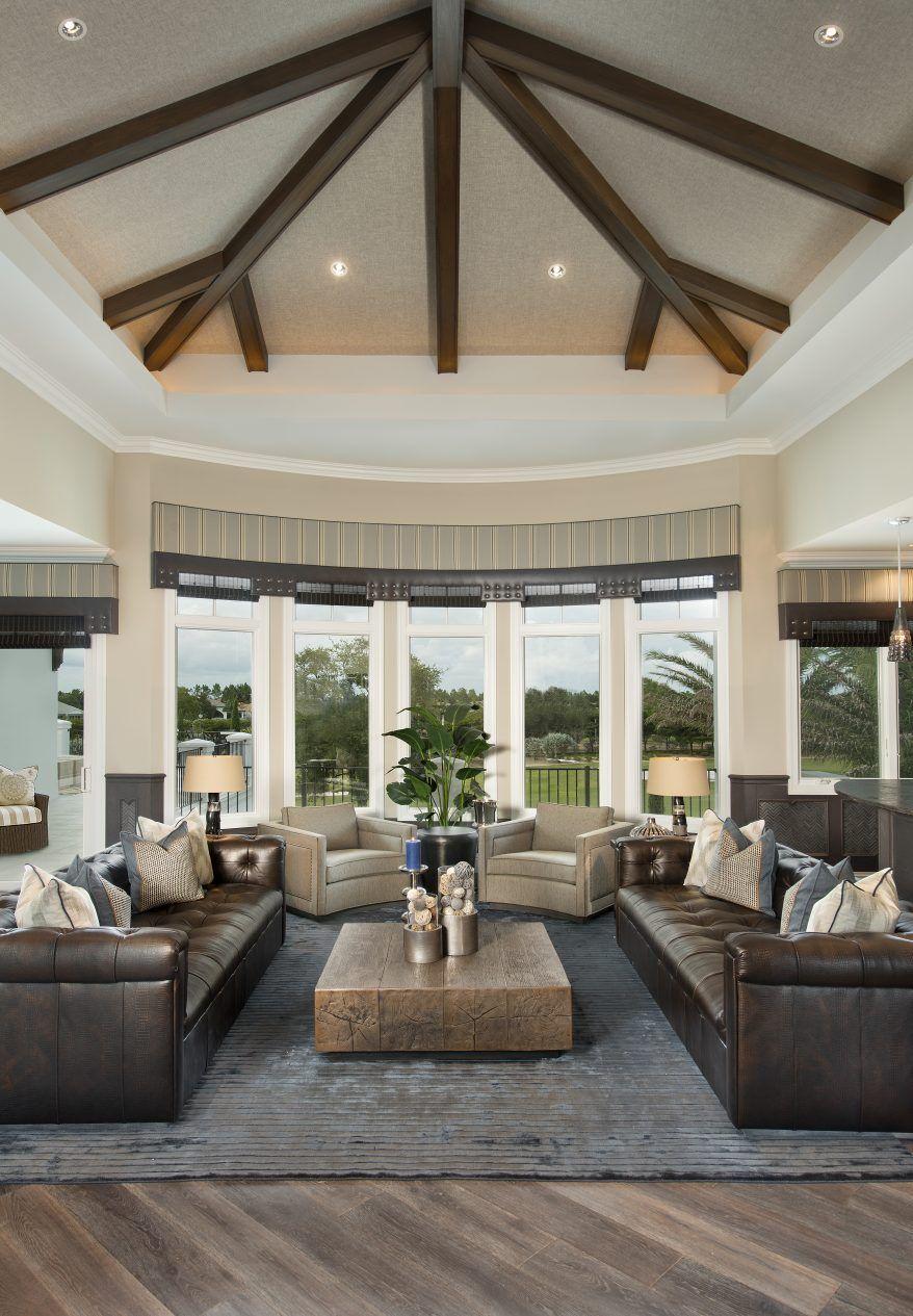 Coastal Contemporary   2015 Golf Magazine Dream Home   Talis Park Naples, FL    Weber