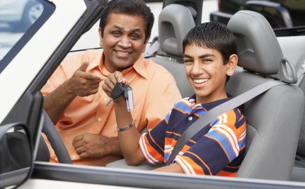 Image result for teen's first car