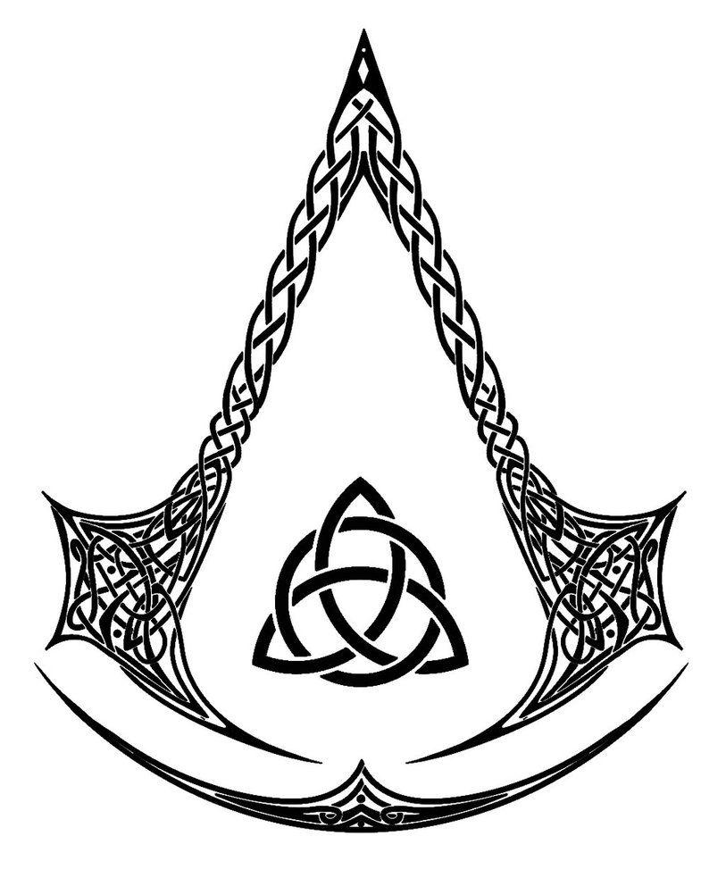 S Symbol Logo Assassins Creed...