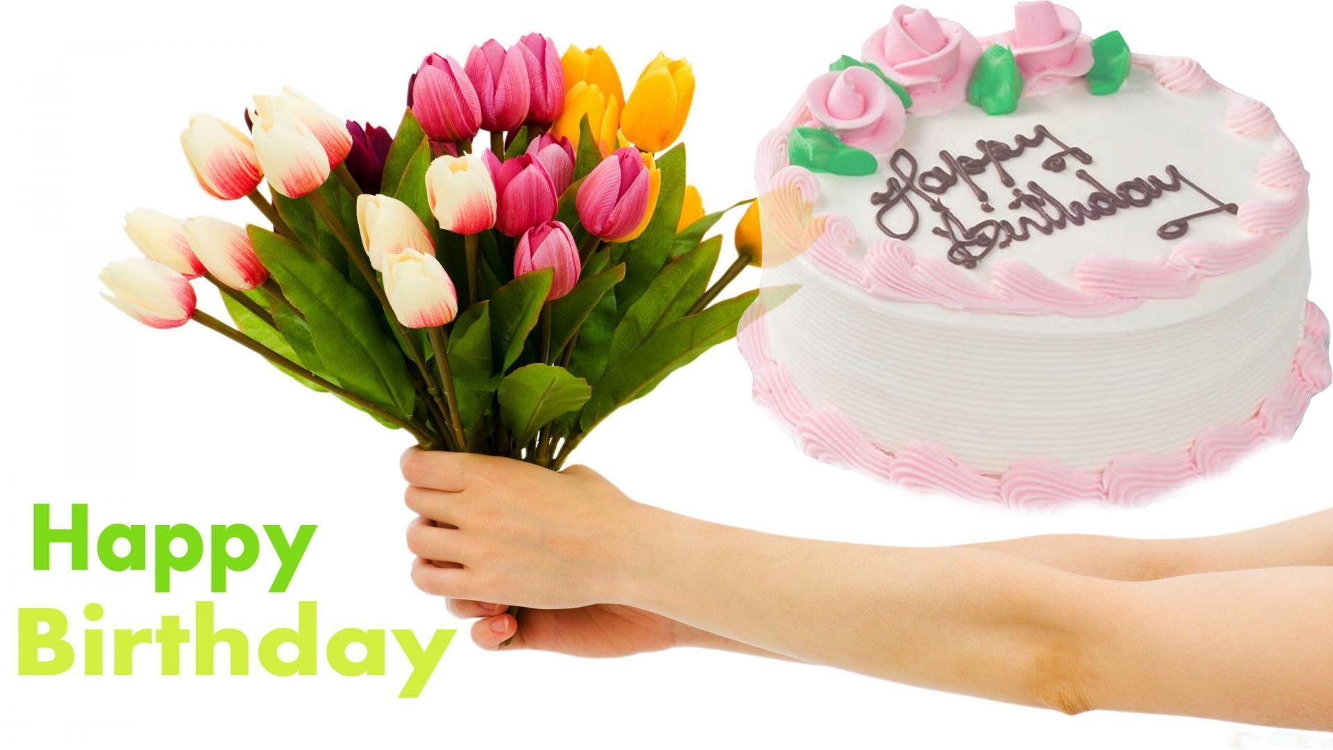Happy birthday flower photos good morning pinterest happy happy birthday flower photos izmirmasajfo Gallery