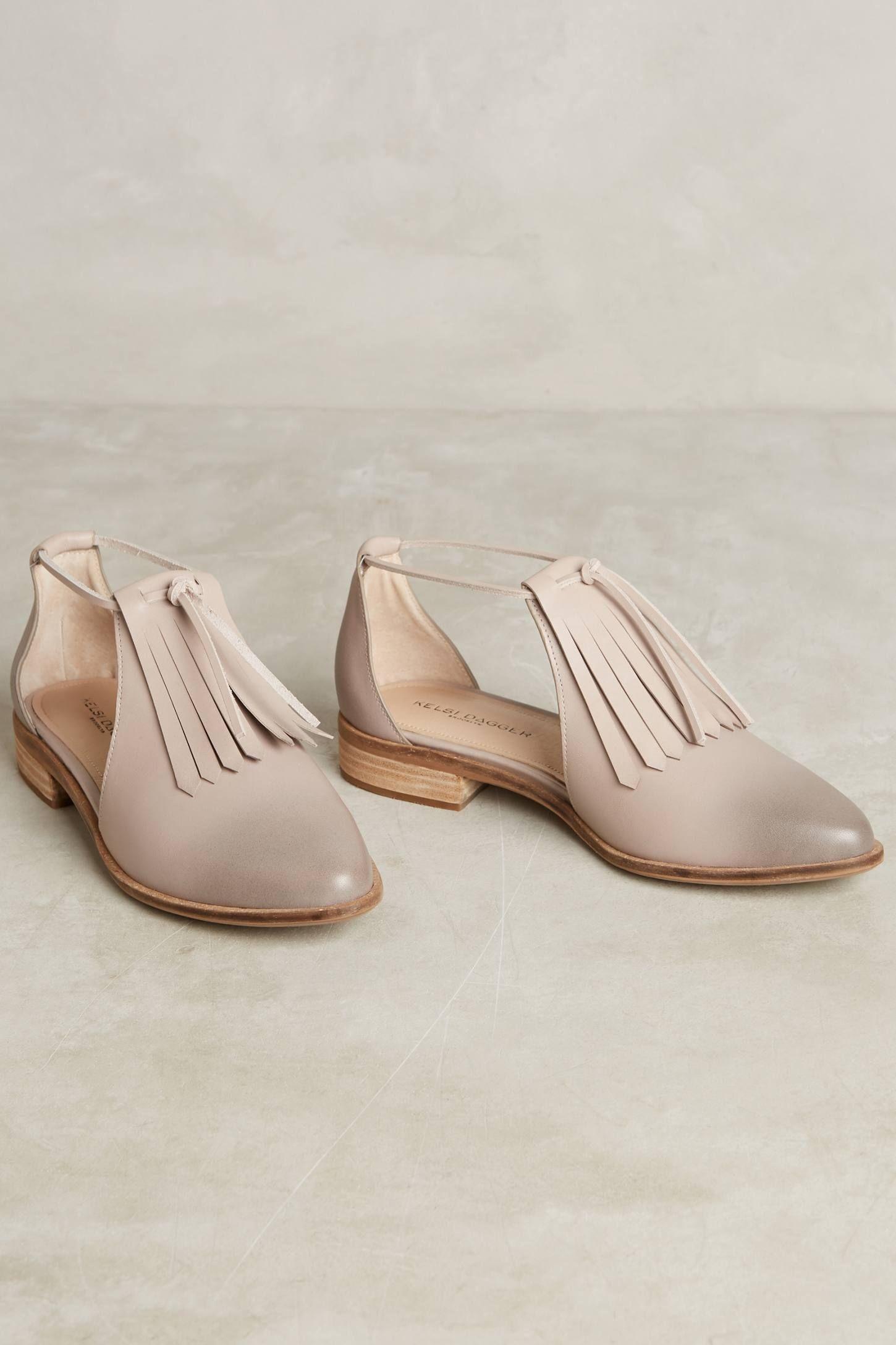 Kelsi Dagger Brooklyn Alani Kiltie Boots Boots, Comfy
