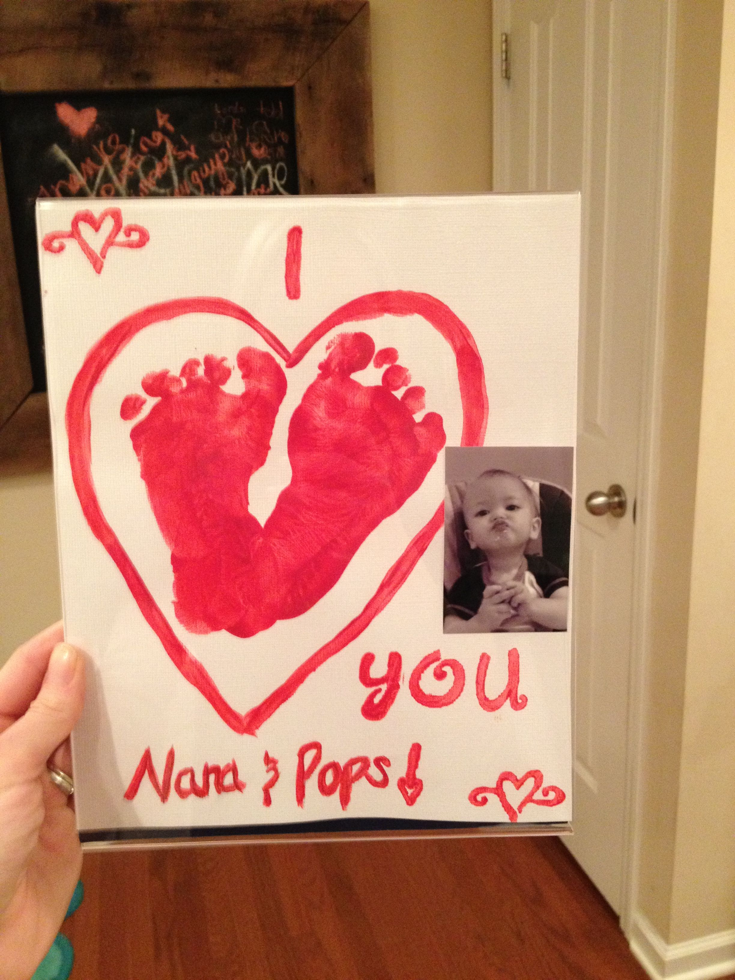 Valentine S Day Gift For Grandparents Gifts For Grandparents Grandparents Valentines Valentine Gifts