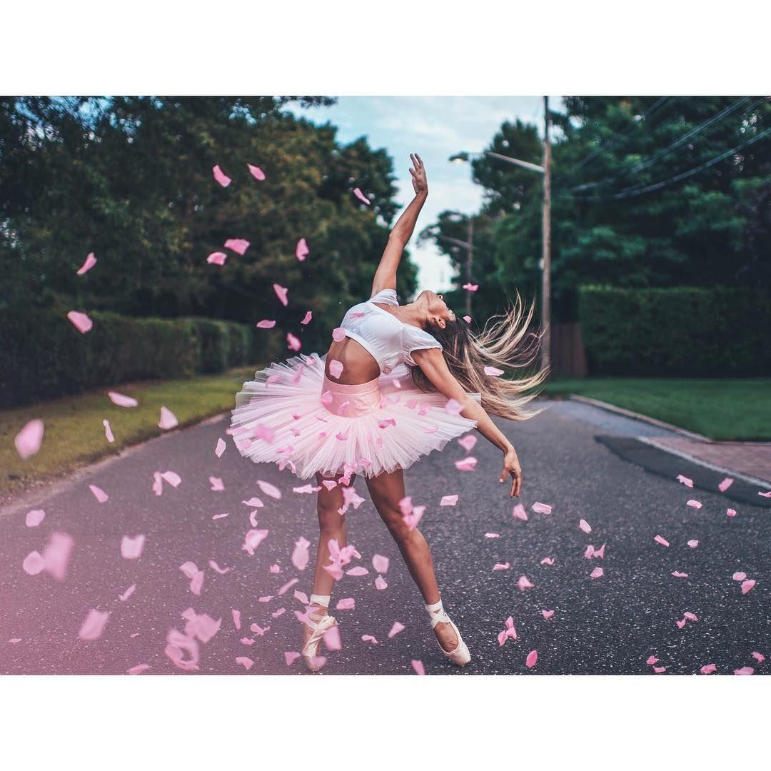 картинки утро балерины благодаря