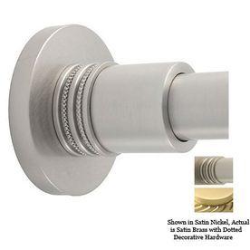 Allied Brass Skyline Satin Brass  Flanges 1099-Sbr-D