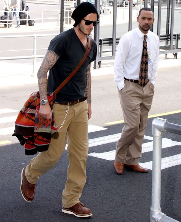 david beckham red wings - Google Search | Mens Clothing ...
