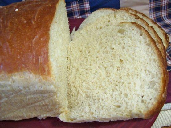 Buttermilk Potato Bread Breadmaker 1 1 2 Lb Loaf Recipe Food Com Recipe Bread Maker Recipes Potato Bread Recipes