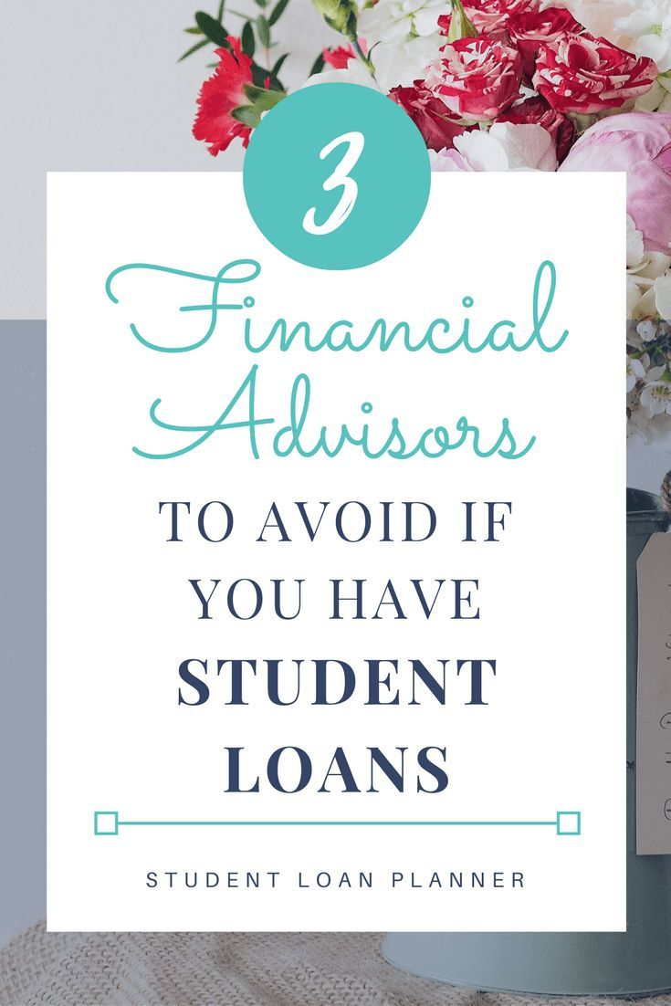 Most Financial Advisors Give Terrible Student Loan Advice