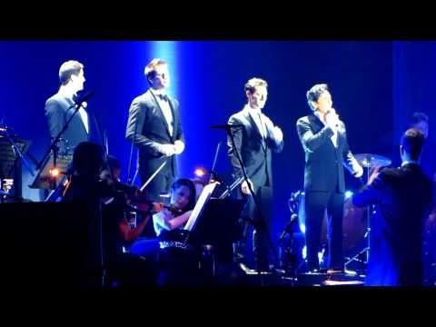 Il divo en concierto barcelona il divo for Il divo regresa a mi lyrics
