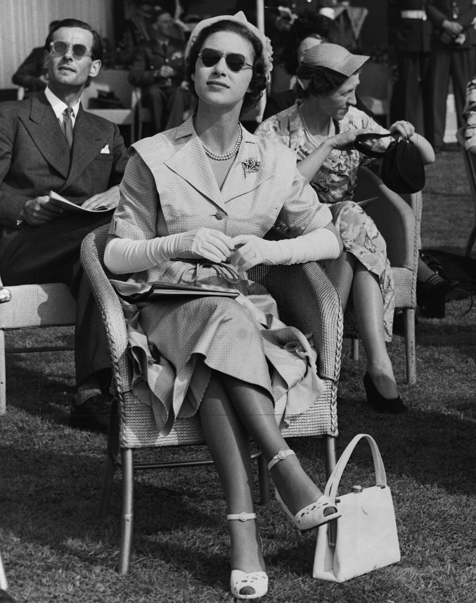 A Look Back at Princess Margaret's Most Iconic Fashion Moments ...