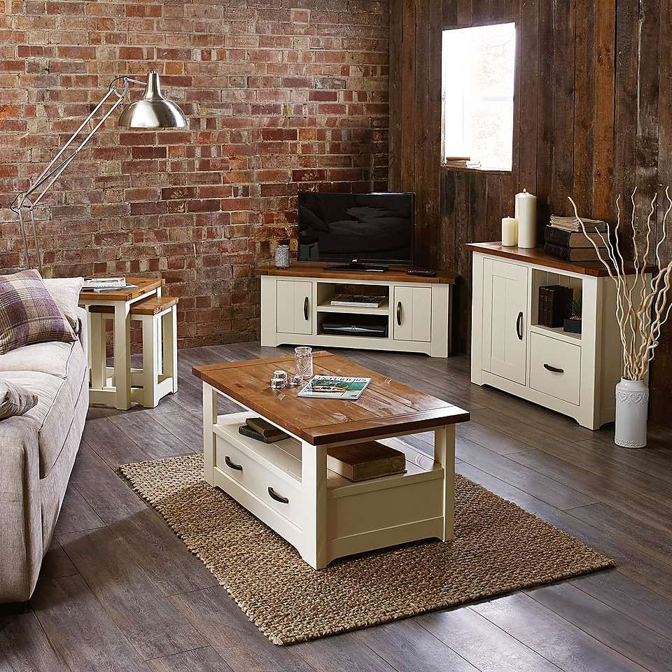 Loxley Cream Living Room Furniture Collection Dunelm Living