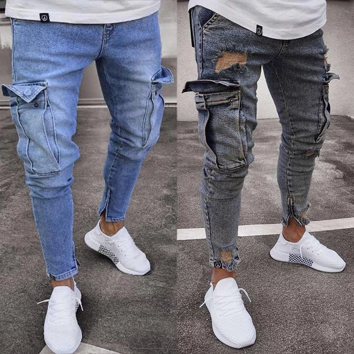 Product Name Dokomen Long Jean Stretch Slim Trousers Sku Pt4ceb247b7080 Brand Charrcter Gender Men T Roupas Swag Masculina Sapatos Com Jeans Calca Masculina