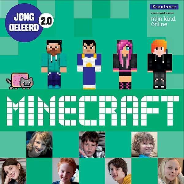 Minecraft in de klas. Hoe gebruik je een van de populairste spellen van het moment in de klas?