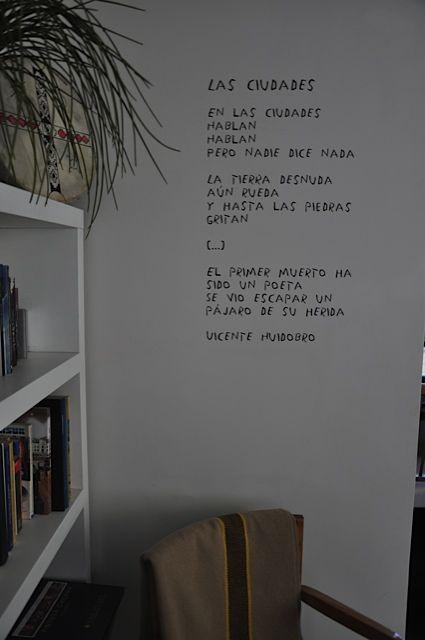 Un  poema en un pequeno rincon..