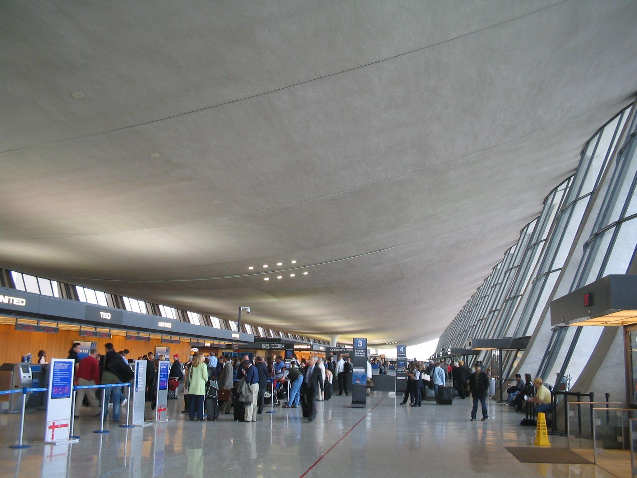 Washington Dulles International Airport Wikipedia, the