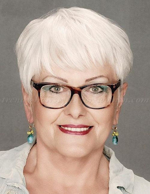 Short Hairstyles Over 50 Hairstyles Over 60 Short Grey Hairstyle