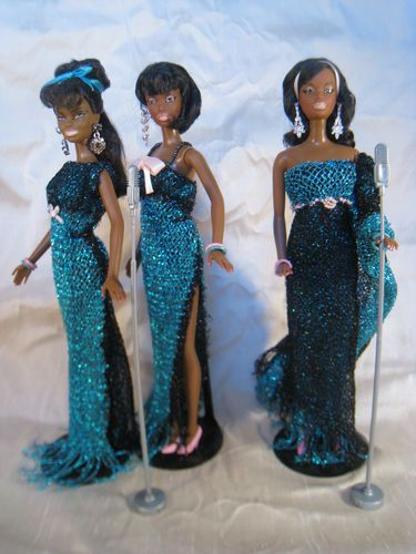 60's Girl Group Concert 1964 OOAK Dolls Outfits | eBay