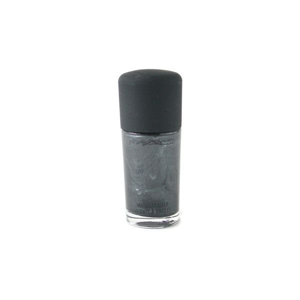 MAC Nail Lacquer - Nightfall (15 CAD) ❤ liked on Polyvore featuring beauty products, nail care, nail polish, makeup, cosmetics, mac, accessories, mac cosmetics nail polish and mac cosmetics