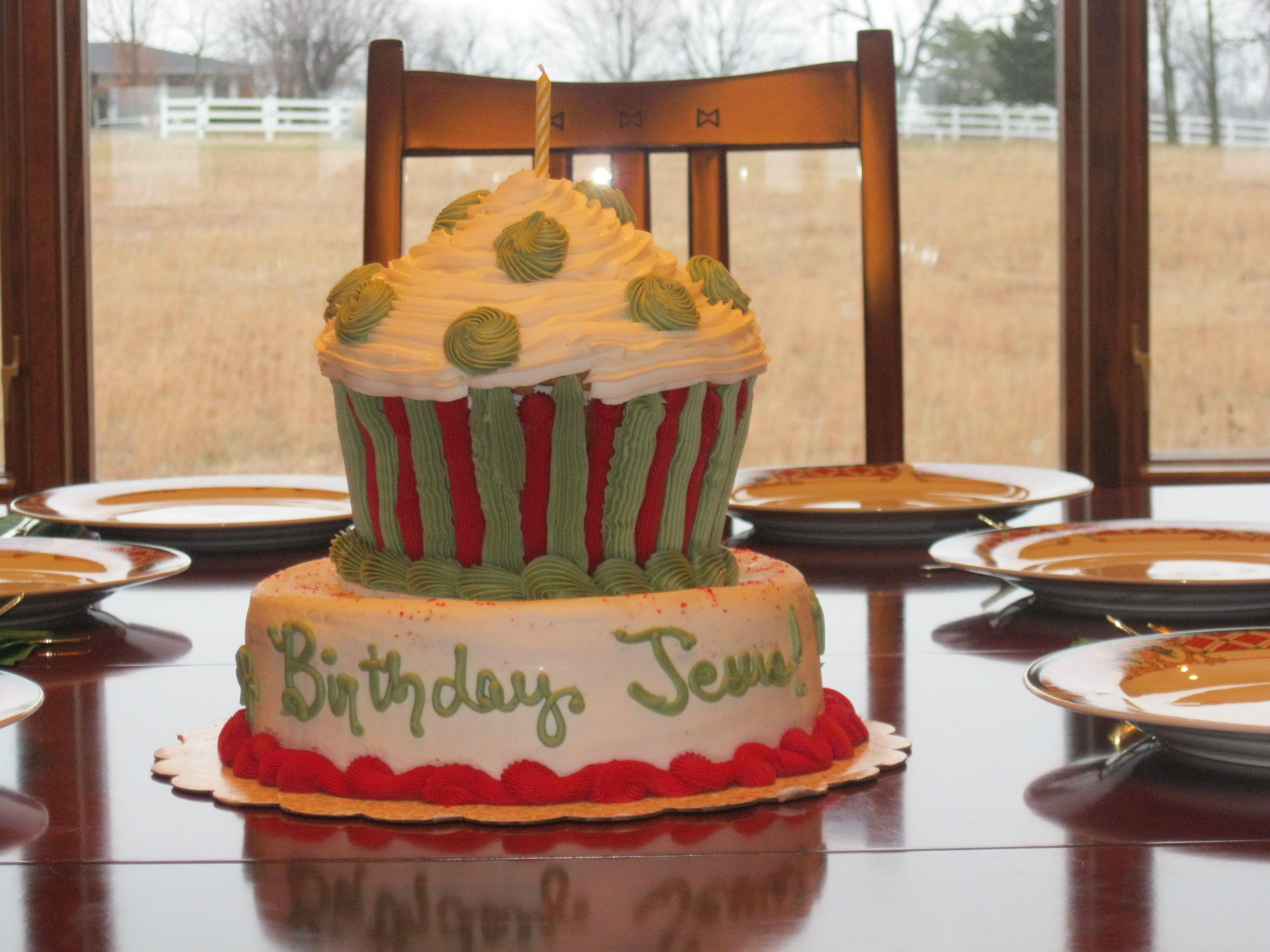 Happy birthday jesus cake 2011 jesus birthday cake
