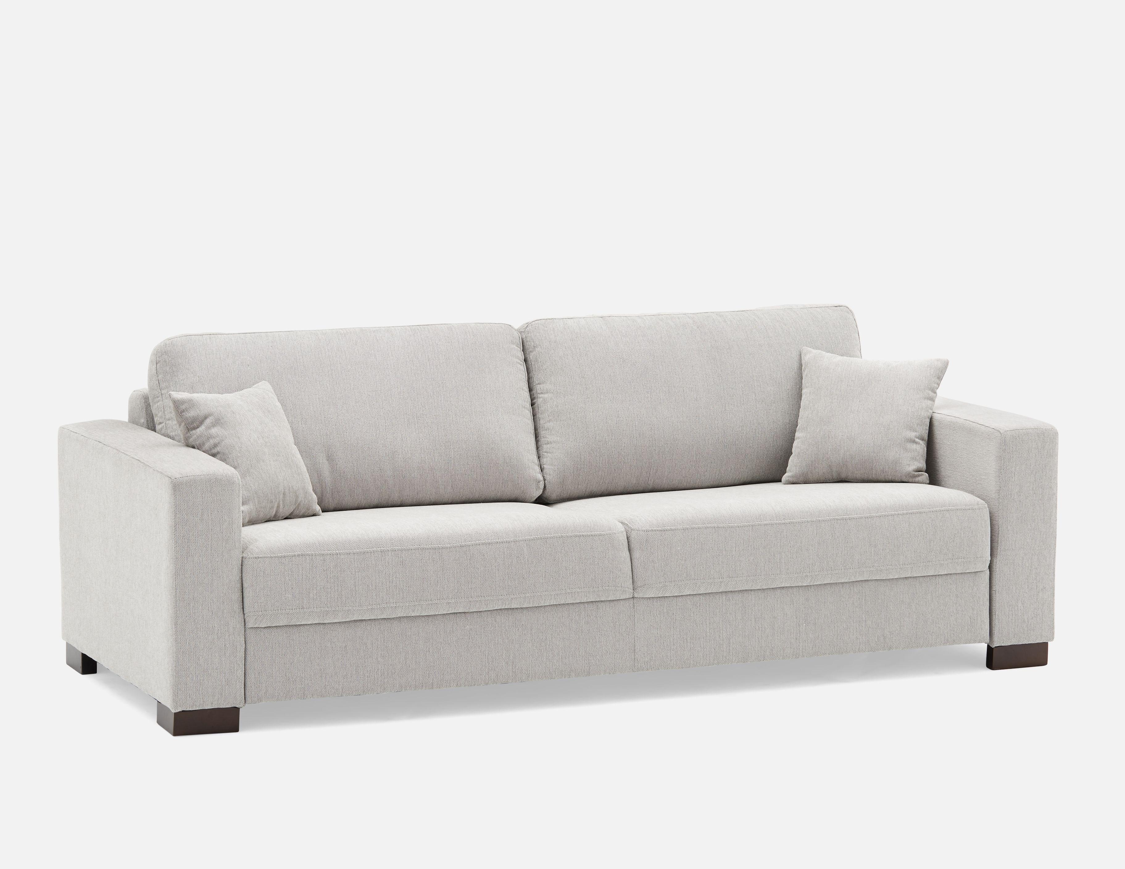 Light Grey Sofa Bed Structube Monroe Grey Sofa Bed Modern