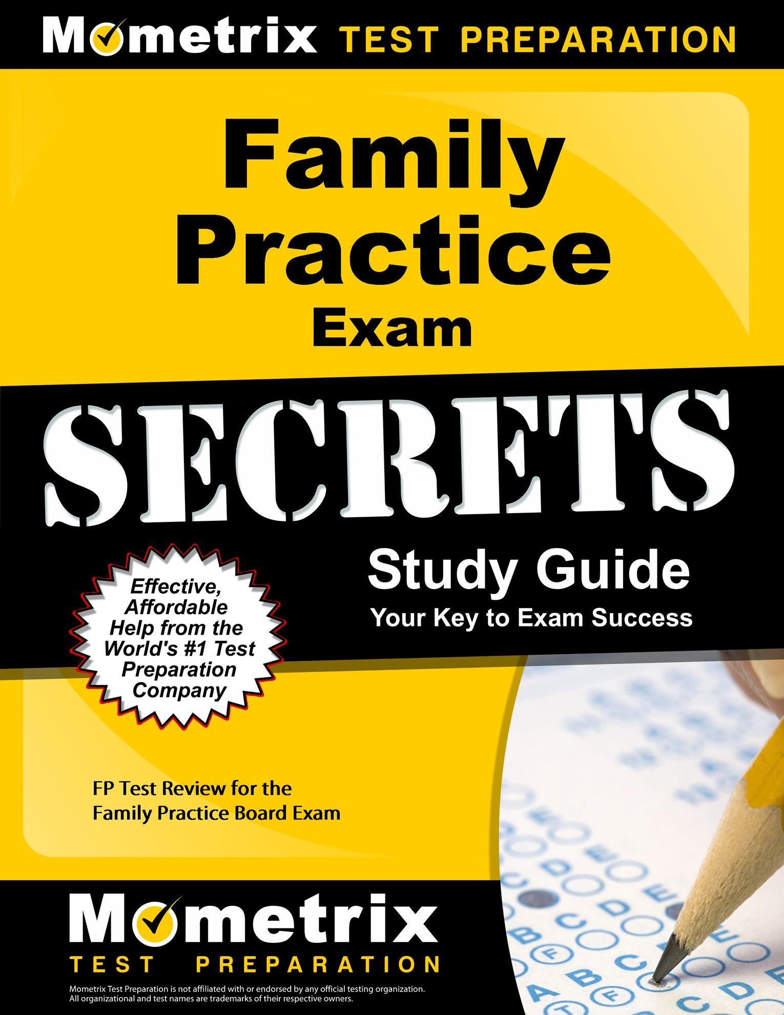 Family Nurse Practitioner Exam Secrets Study Guide Np Test Review