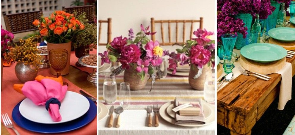 Flores, Velas e Romance...
