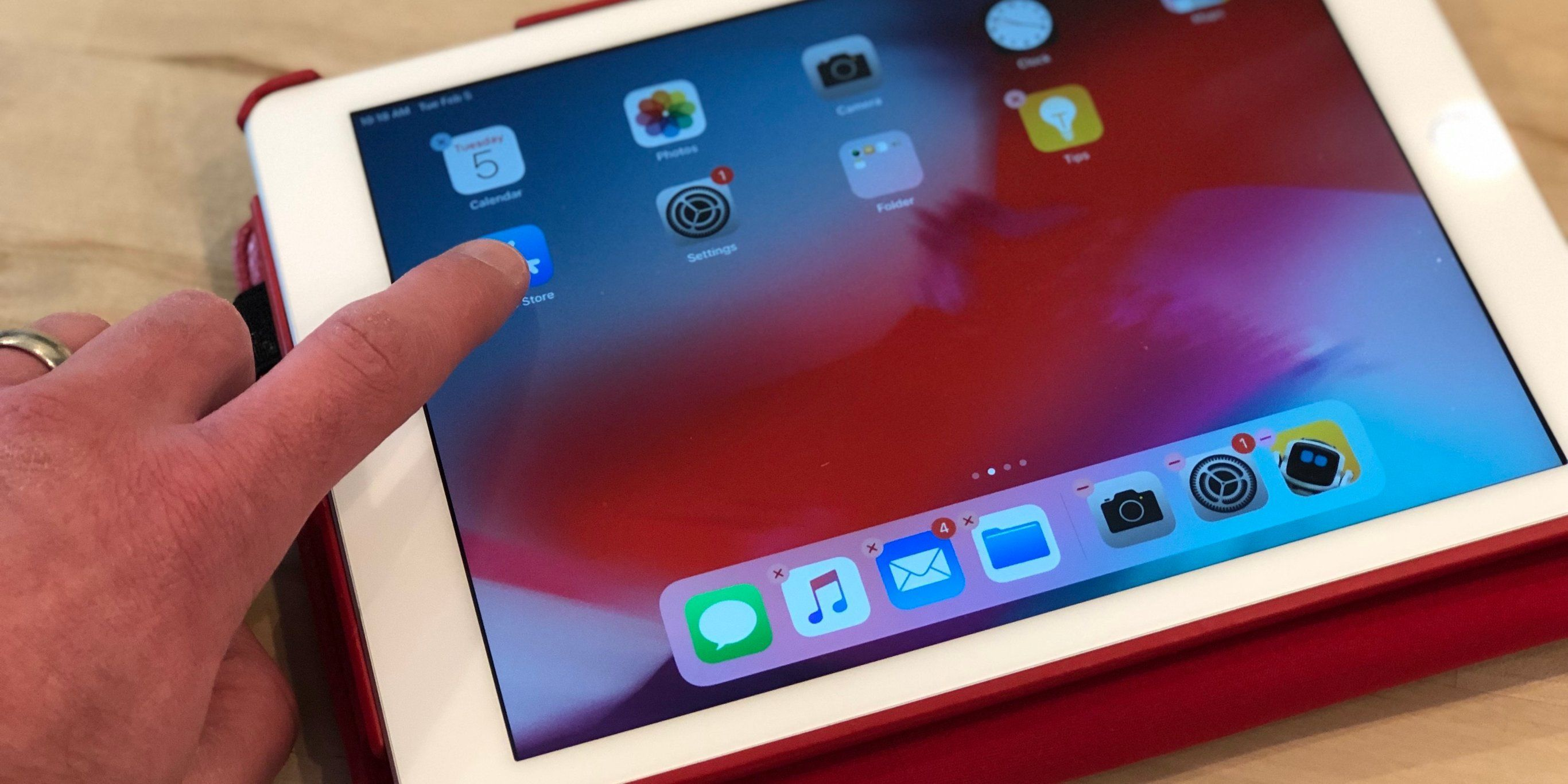 How to delete apps on an iPad (and save their data App