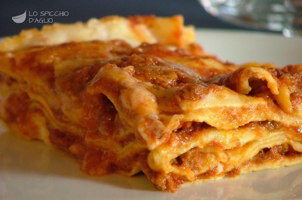 Photo of Lasagne al forno alla Bolognese