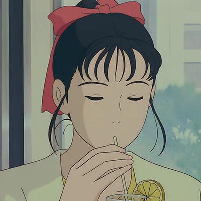 Pin by 𝙈𝙖𝙧𝙡𝙤🧸 on Aesthetic in 2020 Anime, Studio ghibli