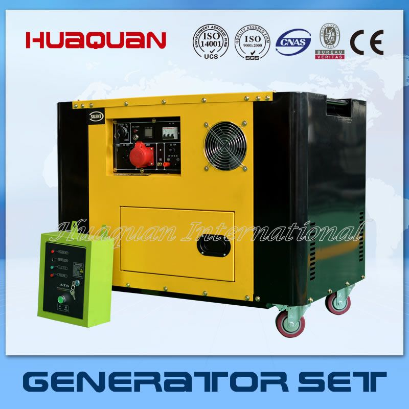 Electric Start 10kva Silent Diesel Generator For Sale Diesel Generator For Sale Generators For Sale Diesel For Sale