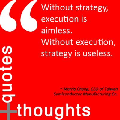 Strategy And Execution  Business QuotesJUEntrepreneursStart